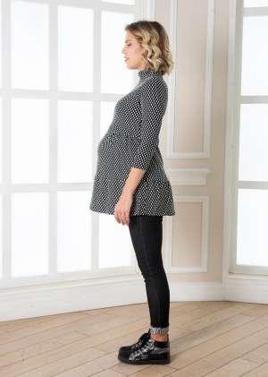 Туника для беременных и кормящих Лера