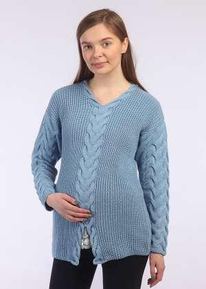Джемпер для беременных Виола