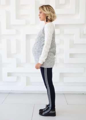 Свитер для беременных Чили