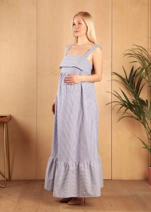 Платье_сарафан, длинное в пол