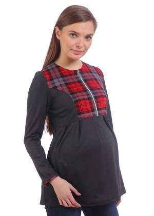 Туника для беременных кормящих мам