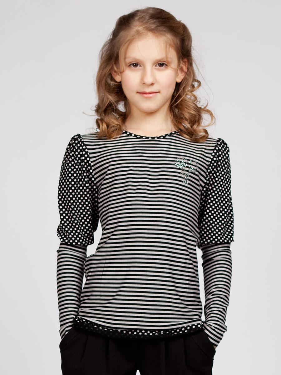 Блуза для девочки Минти