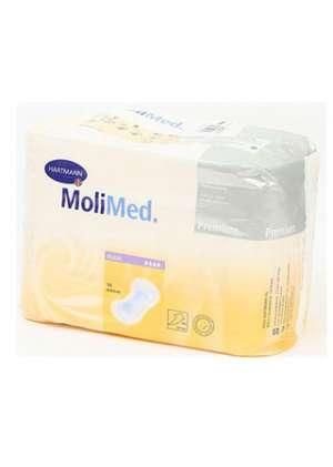 Прокладки для рожениц Molimed premium maxi 14 шт