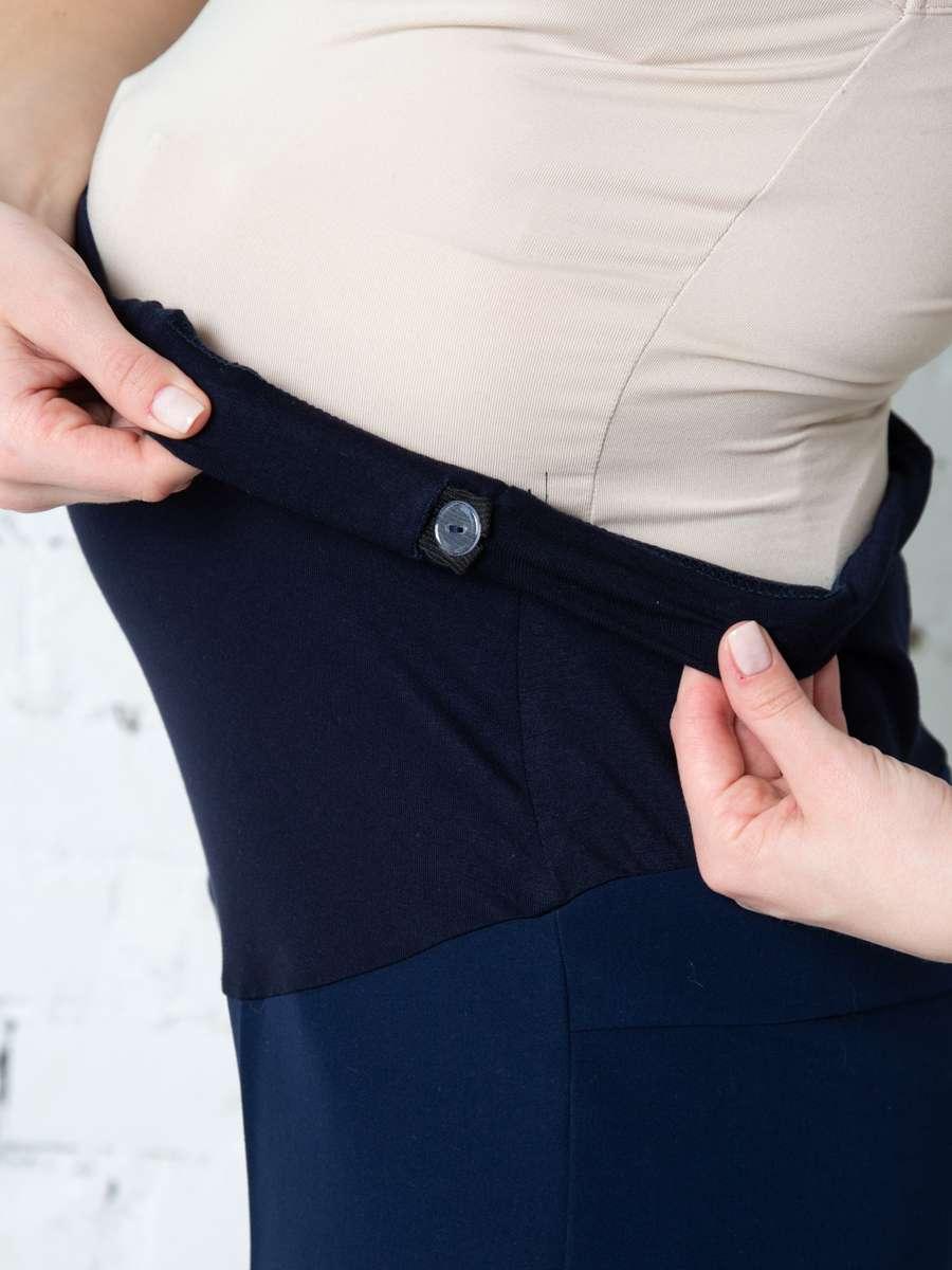 Брюки  для беременных прямые Асти