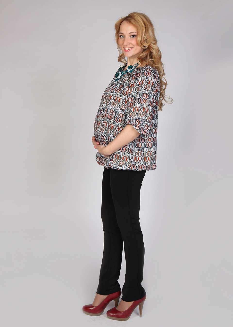Брюки узкие для беременных