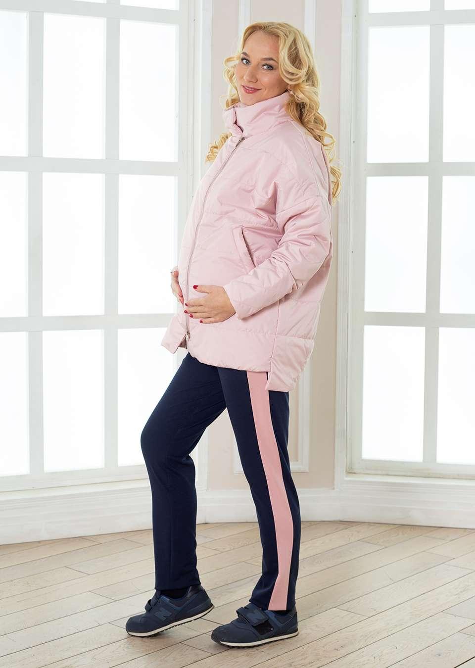 Брюки Джина с лампасом для беременных