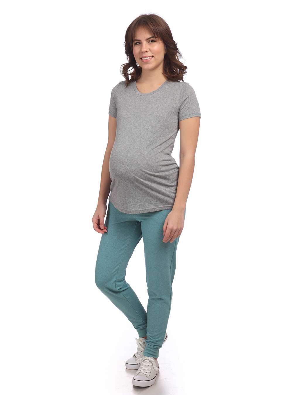 Брюки спортивные для беременных Фит