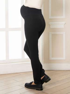 Брюки леггинсы для беременных Анаис