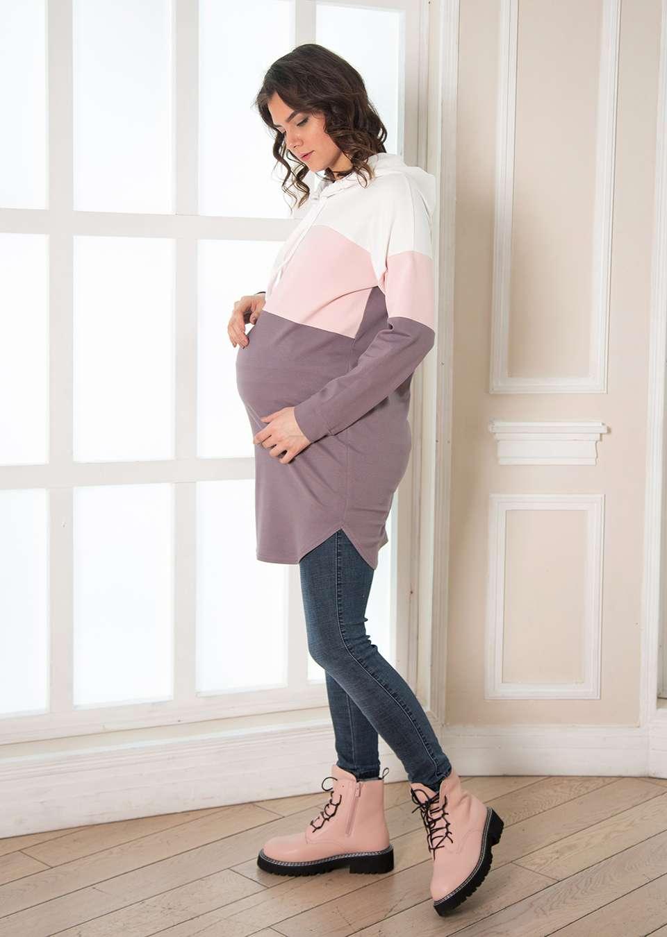 Туника для беременных Вива