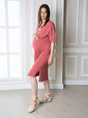Платье для беременных Хэппи