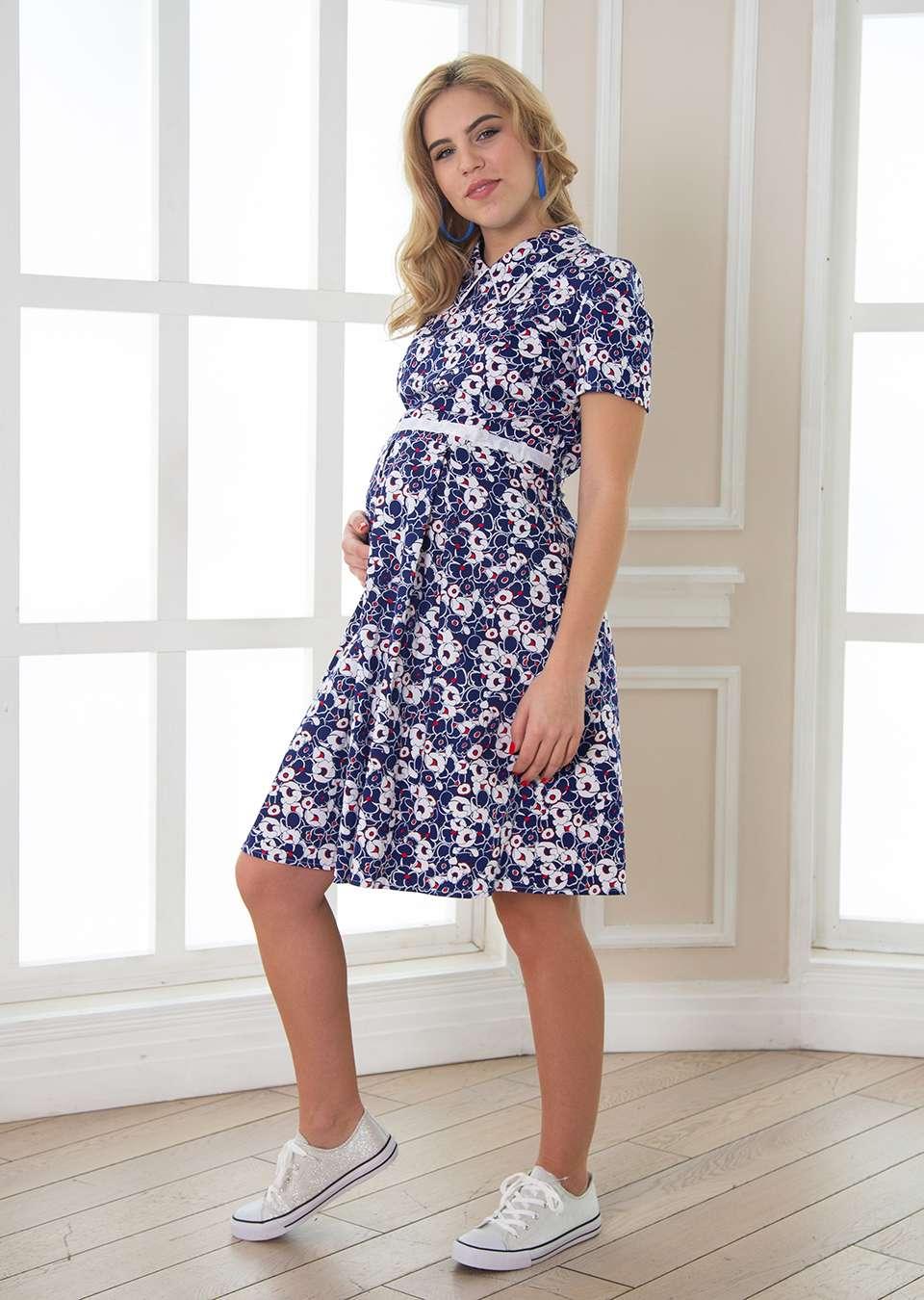 Платье для беременных Лэйси