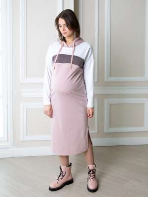 Платье для беременных и кормящих Ева