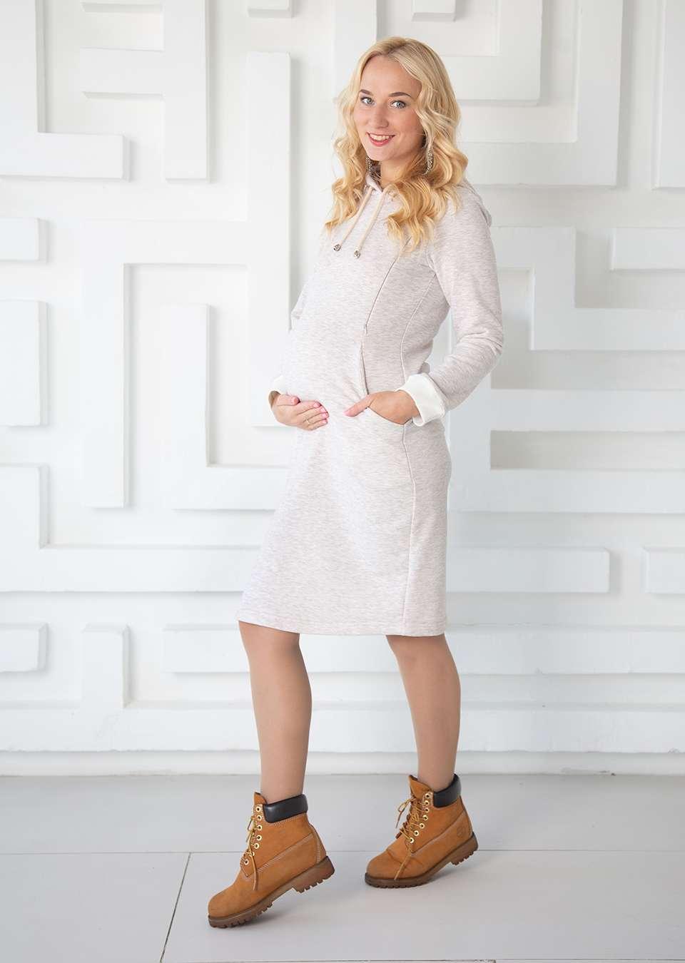Платье Алиса для беременных и кормящих