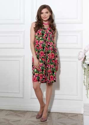 Платье летнее для беременных Магнолия