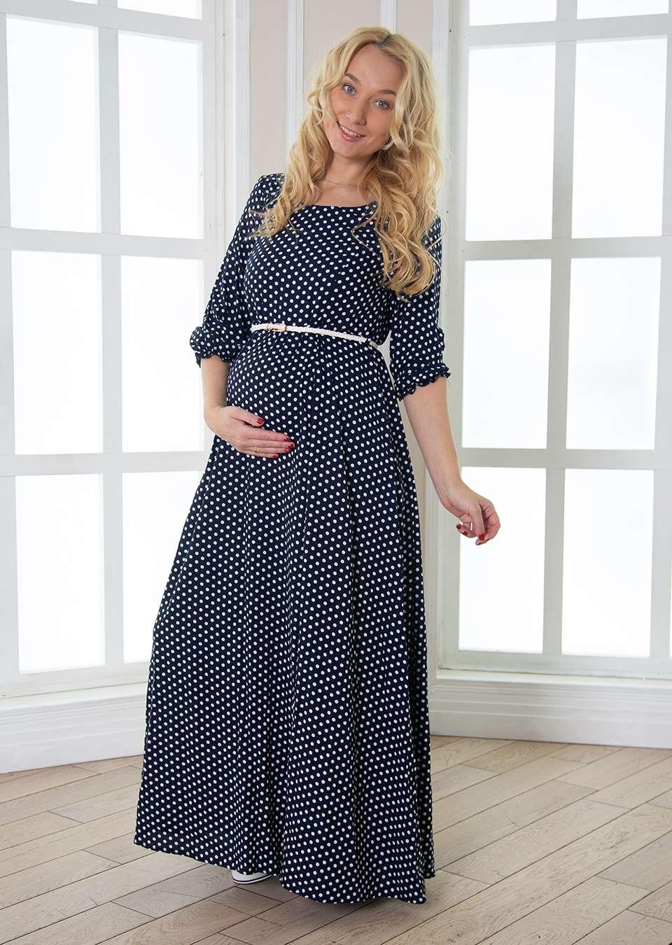 Платье для беременных и кормящих Аста