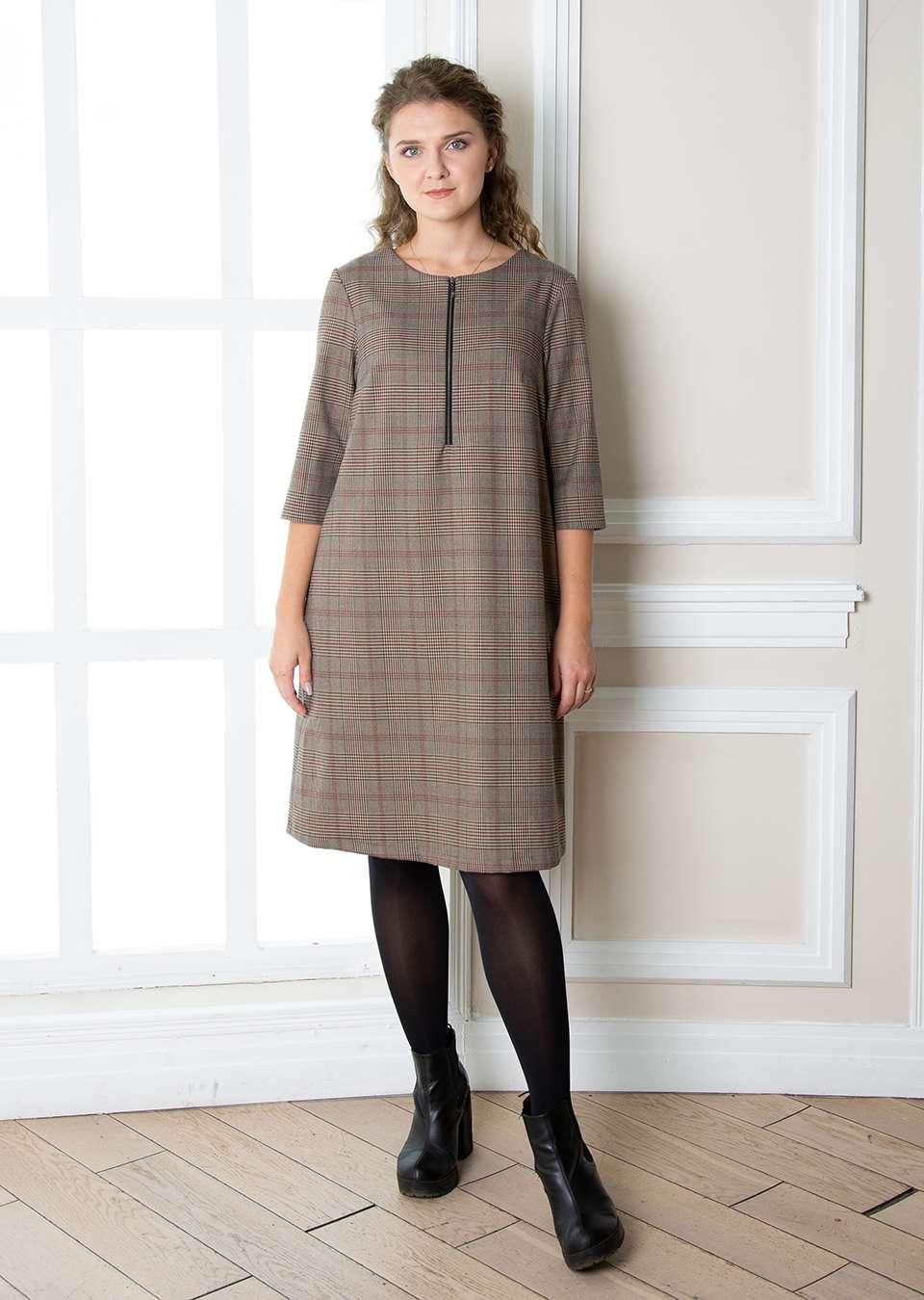 Платье для беременных и кормящих Стефания