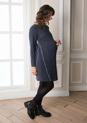 Платье с молнией Франческа