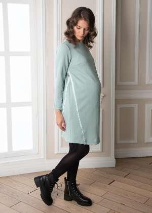 Платье для беременных с молнией Франческа