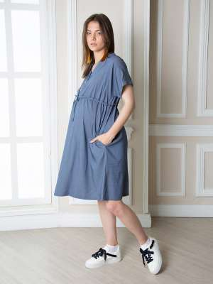 Платье для беременных и кормящих Диана