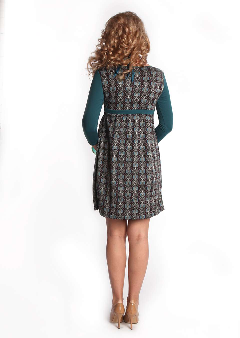 Платье Лина с компаньоном для беременных