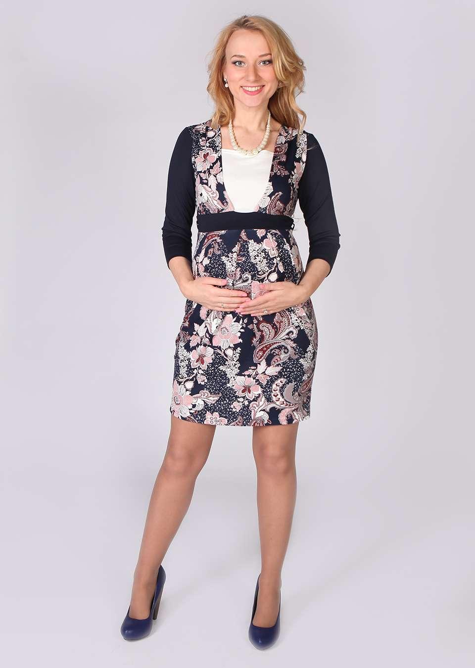 Платье для беременных и кормящих Флоренция