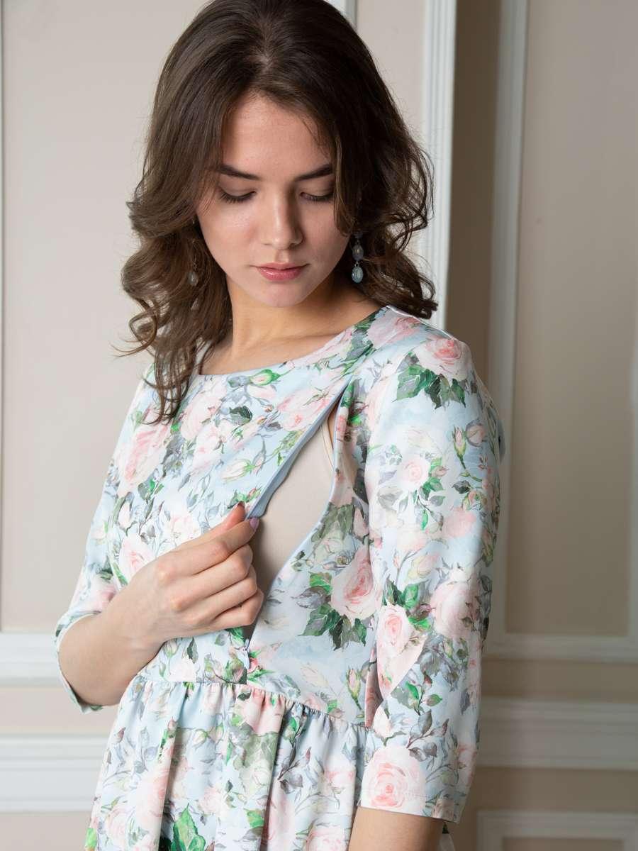 Платье для беременных и кормления Ноя