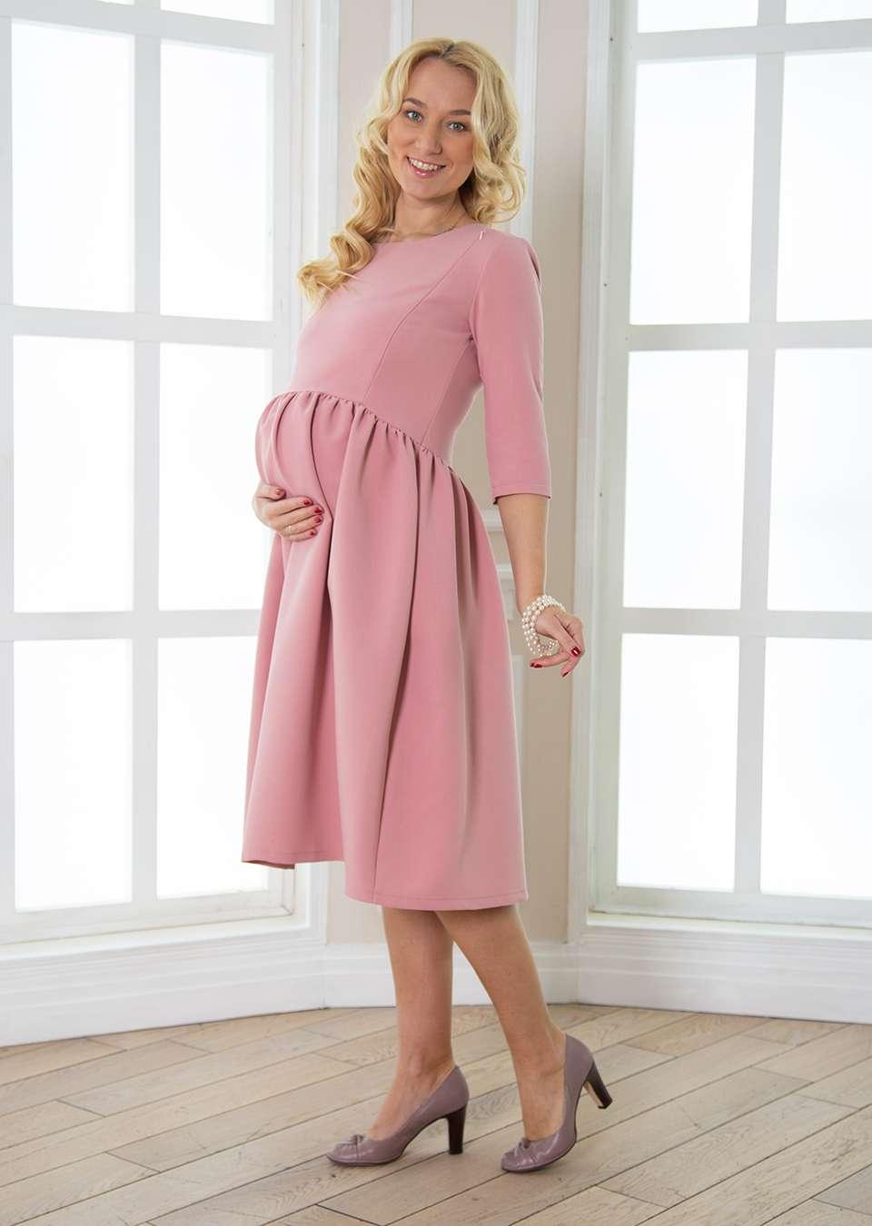 Платье Натея для беременных и кормящих