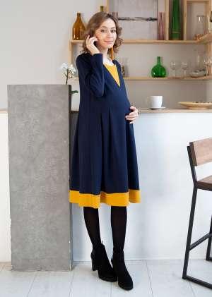 Платье для беременных и кормящих Марми