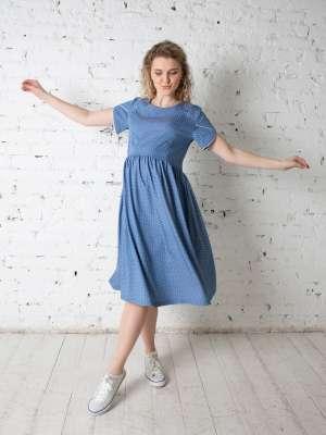 Платье для беременных и кормящих Натея