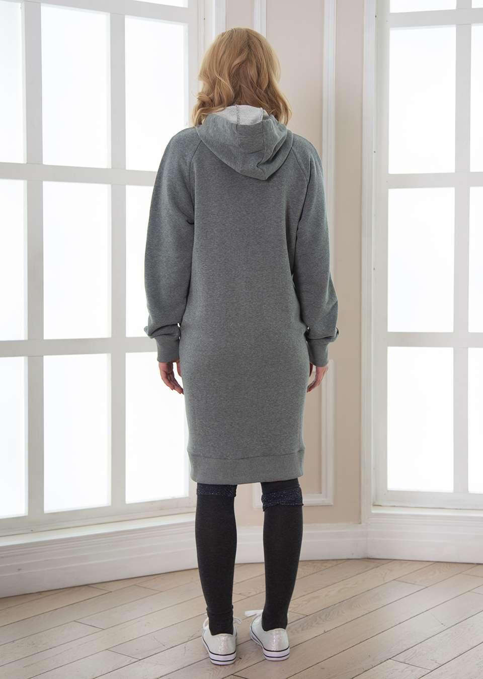Платье бомбер Ида для беременных