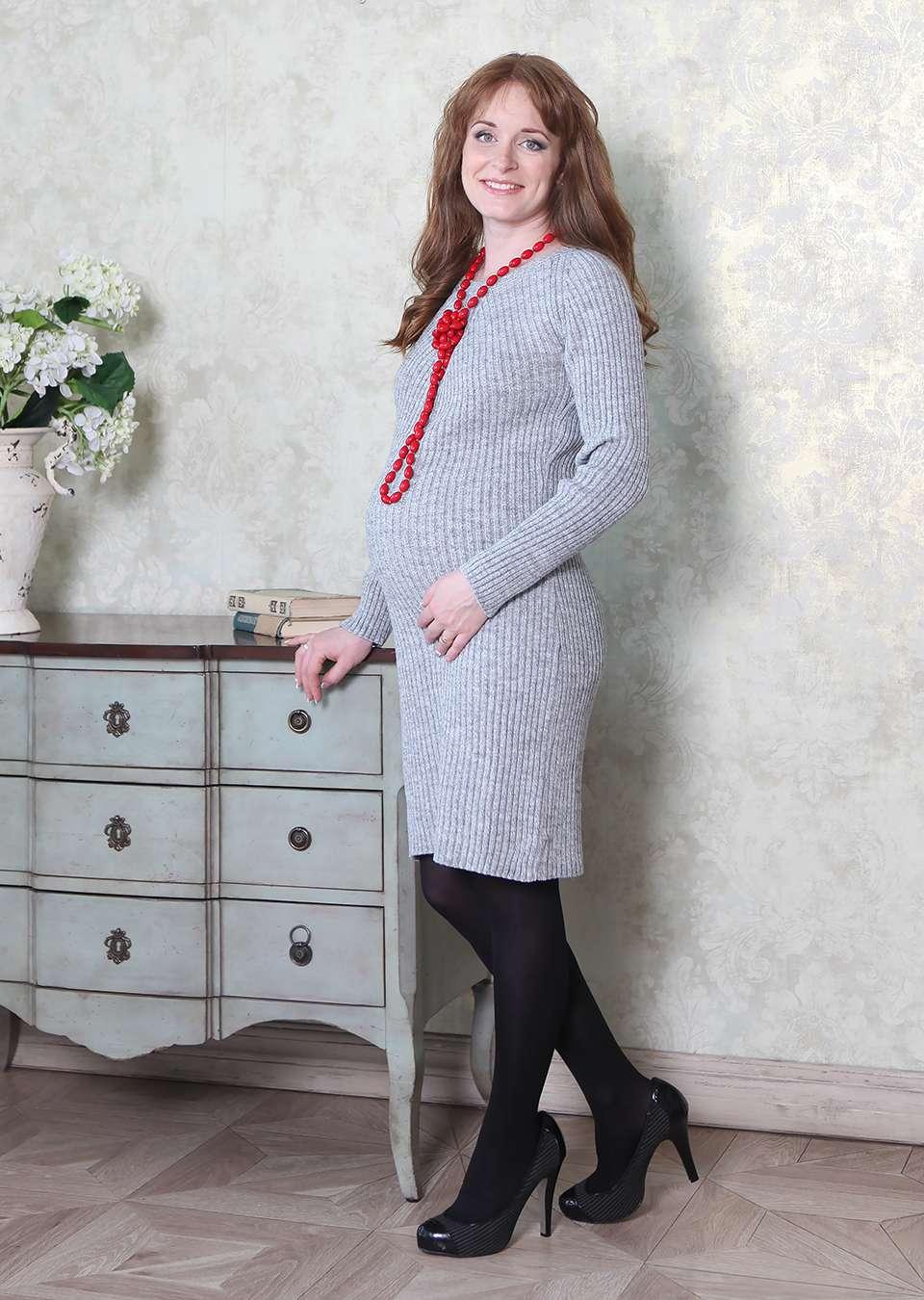 Платье прямое Талита
