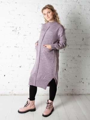 Платье для беременных прямое Эвелин