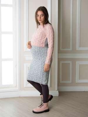 Платье для беременных и кормящих Ингрит