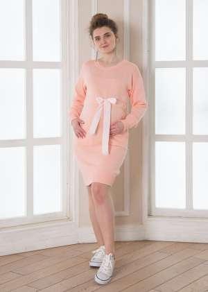 Платье прямое Кьяра для беременных