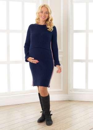 Платье для беременных и кормящих Яна