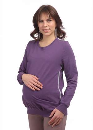 Свитшот для беременных Айза