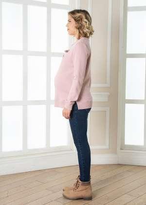 Свитшот для беременных Нэсси