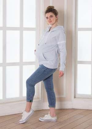 Худи для беременных Аманда