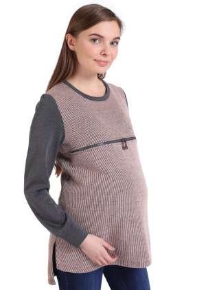 Туника Чарли для беременных и кормления