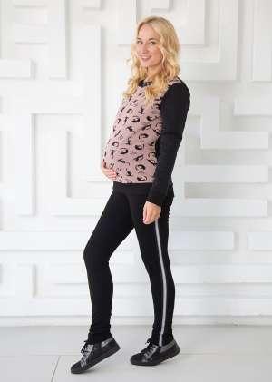 Свитшот Китти для беременных