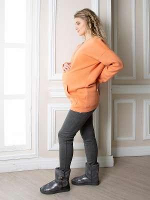 Свитшот для беременных и кормящих Милли
