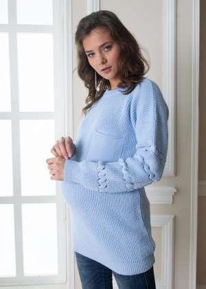 Свитер  для беременных Ханна