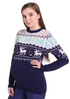 Джемпер Суоми для беременных