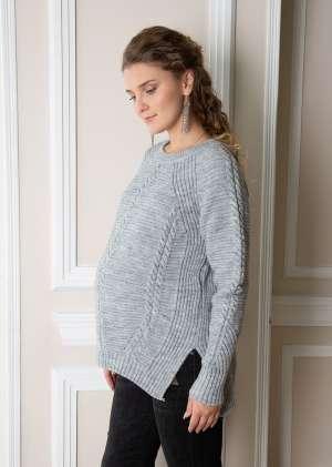 Свитер для беременных Лотта