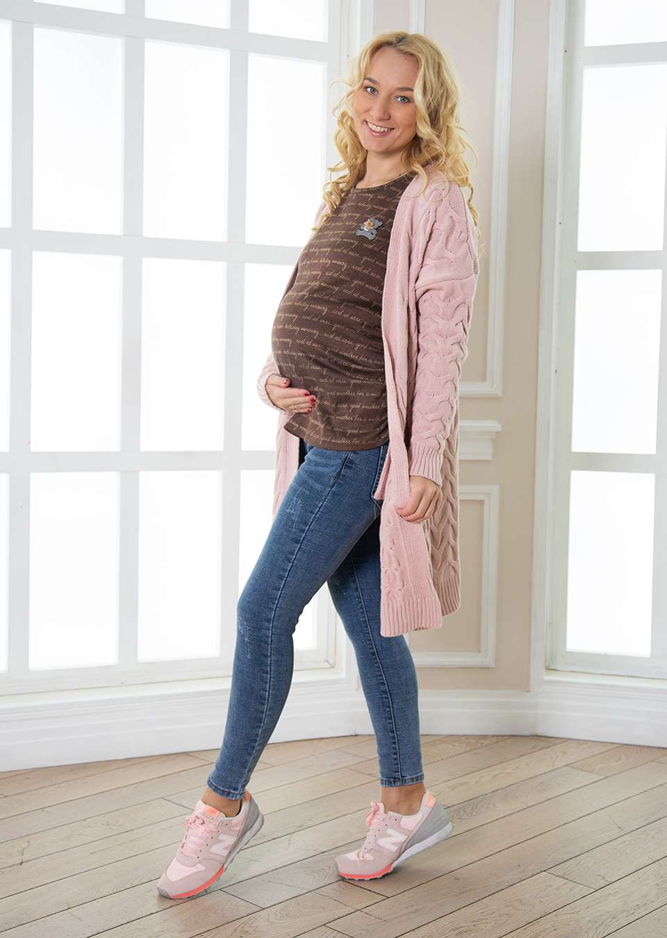Кардиган Линда для беременных