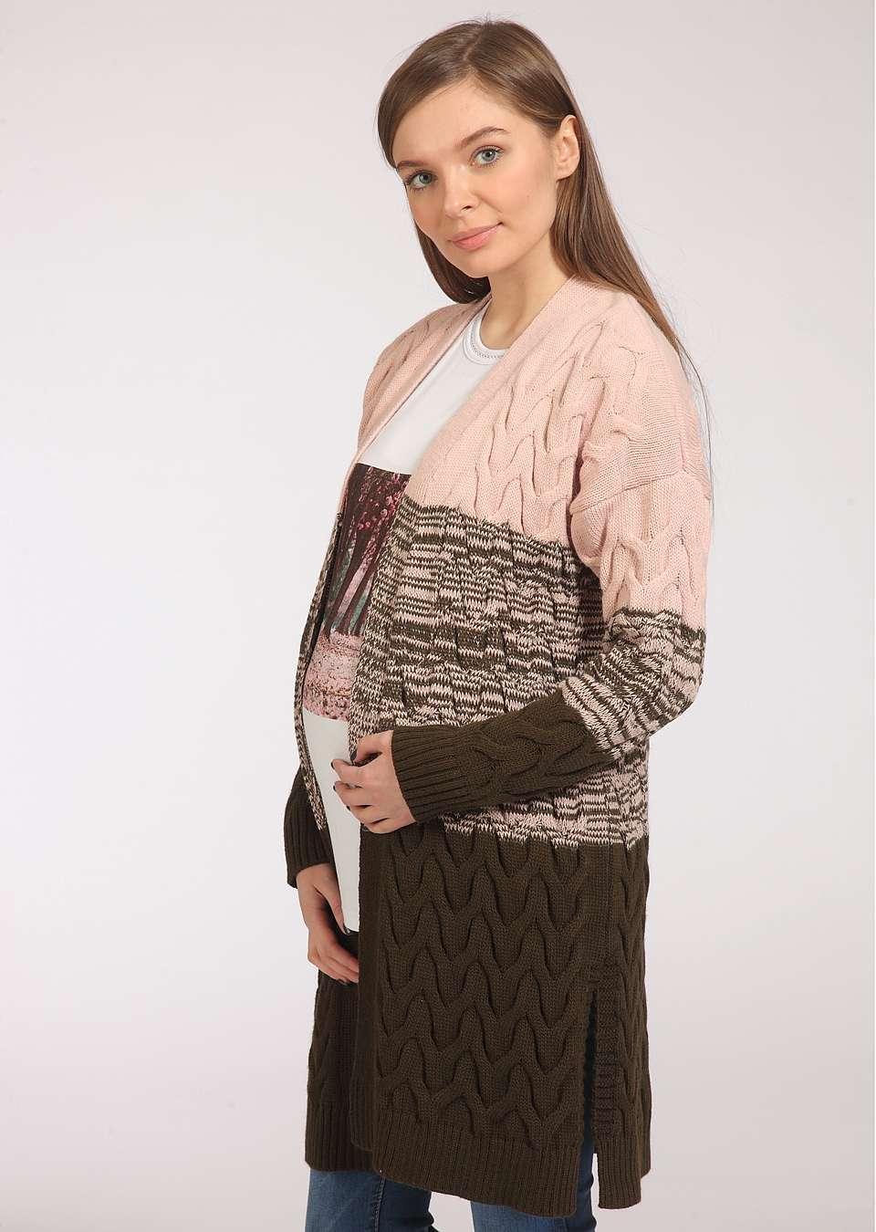 Кардиган для беременных Монэ