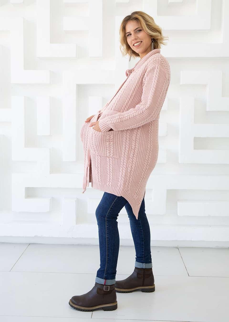 Кардиган Киото для беременных