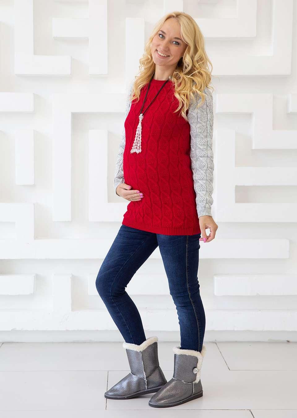 Пуловер Чили для беременных