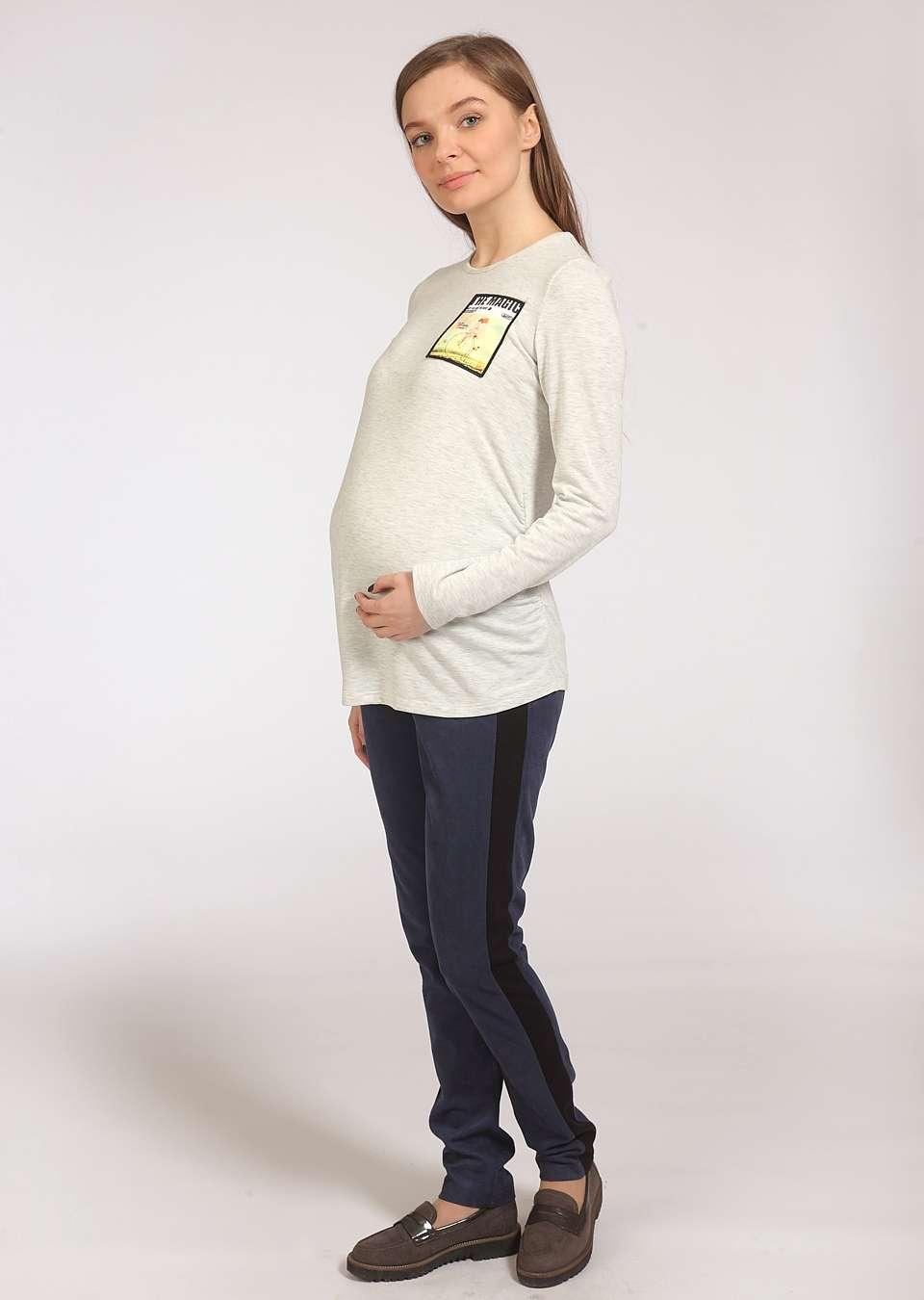 Лонгслив для беременных