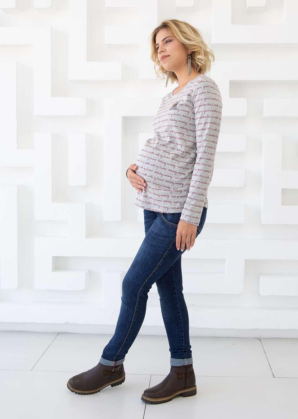 Лонгслив Пэрис для беременных